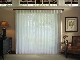 Decorating: White Sliding Glass Door Blinds Design Ideas - Blinds Sliding  Glass Door