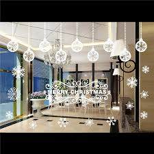 Small Picture Christmas Decals Decor Home Store Removable Mural Glass Window