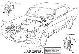 1967 ford mustang alternator wiring diagram diagrams average