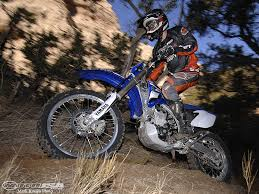 yamaha it. the wr450f is definitely at home in woods. it took a little getting used yamaha