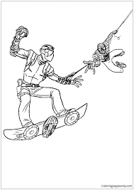28+ collection of spiderman and green goblin coloring pages #2795854. Spiderman Green Goblin Coloring Pages Spiderman Coloring Pages Free Printable Coloring Pages Online