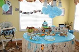 Birthday table decoration for your child's party | paintonline.org