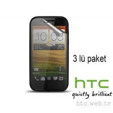 HTC Desire SV - Ekran Koruyucu Film 3 ...