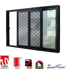 sliding office window. Mesmerizing Latest Window Grill Design Office Aluminum Up Down Sliding Glass With Hardware Room C