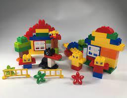 Tương thích với gạch LEGO và các hạt lớn để lắp ráp trí thông minh và nam  và nữ 3-6 tuổi 89 7 đồ chơi trẻ em 1-2 | Tàu Tốc Hành