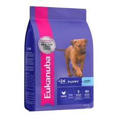 Eukanuba Large Breed Puppy Feeding Chart Eukanuba Puppy Large Breed