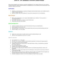 How To Make A Good Resume For A Job How to Do A Good Resume for A Job Tomyumtumweb 32