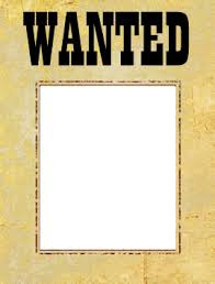 Most Wanted Poster Template Most Wanted Poster Template Wcc Usa Org