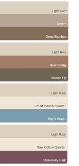 Brown Colour Chart Dulux Schemes With Dulux Light Rice Inspiration For Accent