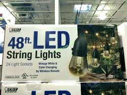 paradise solar lights costco led lights led string lights string led lights outdoor led solar lights