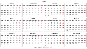 calendars monthly 2015 small printable calendar 2015 oyle kalakaari co