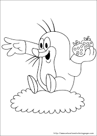 Small Picture mole colouring pages coloring page mole rat animals 20 printable