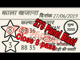 Videos Matching Kala Khazana Chart 27 06 2019 Kalyan Open