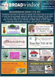 Broadwindsor Craft Design Centre Wordsinstone Stone_words Twitter