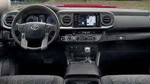 2018 toyota trucks. simple 2018 the 2018 toyota tacoma still offers that feel which reminds you  are in a truck rather than an ordinary car with toyota trucks