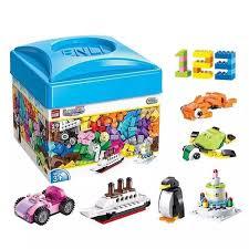 ⭐Bộ đồ chơi lắp ghép bộ lego cơ bản 460 chi tiết: Mua bán trực tuyến Bộ đồ  chơi lắp ráp với giá rẻ