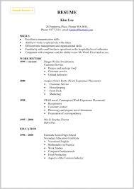 Nfl Resume Sample 187576 Psw Resume Examples Ideas