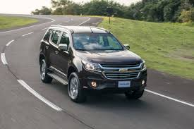 GM reveals the new TrailBlazer in Brazil - MotorChase