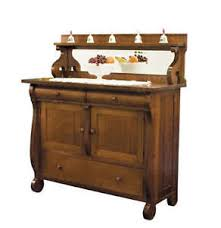 dining room furniture buffet. Image Is Loading Amish-Dining-Room-Sideboards-Buffet-Storage-Cabinet-Wood- Dining Room Furniture Buffet