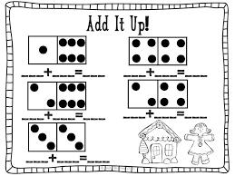 domino math | teaching | Math, Math centers, Kindergarten