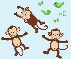 monkey wall decals art exhibition monkey wall decals