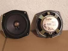 bose door speakers. cadillac seville/ dts/deville genuine factory bose rear door speakers oem i