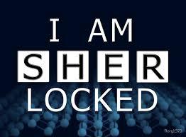 sherlocked i am sher locked