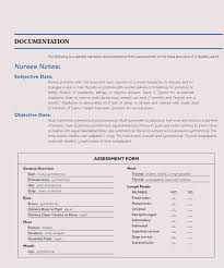 Nursing Assessment Charting 12 Free Nursing Notes Templates Guidelines To Take Nursing