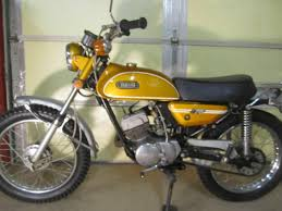 1971 yamaha ct175