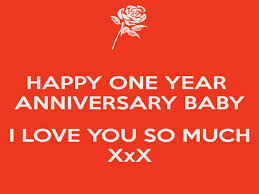 Fresh Happy One Year Anniversary Images One Year Wedding Awesome One Year Anniversary Quotes