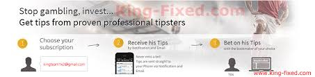 King-fixed.com | Official website for best fixed matches, Soccervista ...