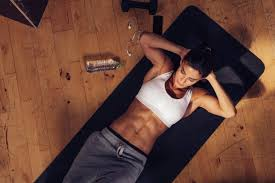 ways to get abs fast without doing a