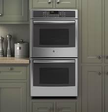 ge ge r 27 built in double convection wall oven