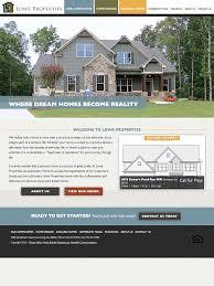 Home Builder Website Design And Marketing Meredith Communications - Home design website