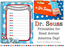 Seuss day on march 2nd is a great time to give. Dr Seuss Printables Darling Doodles