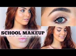hey s thumbs up if you enjo this first day of high makeup look using all s it s fresh polished and easy for so you