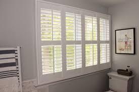 nice vinyl plantation shutters