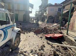 Why does Haiti have so many earthquakes ...