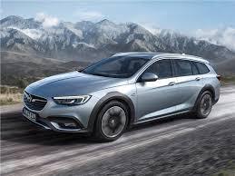 Opel Insignia <b>Country</b> Tourer - обзор, цены, видео, технические ...