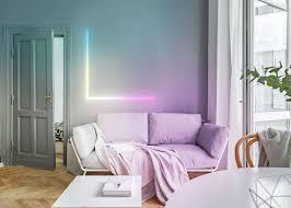 smartphone controlled lighting. lifx beam lighting system smartphone controlled