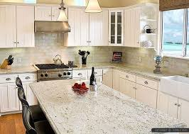 white onyx backsplash tile idea kashmir white granite white cabinets with colonial white granite