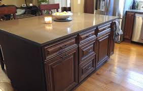 what goes with wood cabinets