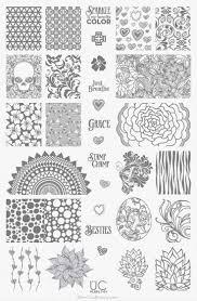 Flirt Nail Art Stamping Kit Image collections - Nail Art and Nail ...
