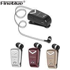 Fineblue F V2 Mini kablosuz iş Bluetooth kulaklık spor sürücü Auriculares  kulaklık teleskopik klip kulaklık handfree headset sport bluetooth headset  sportwireless bluetooth headset sport - AliExpress