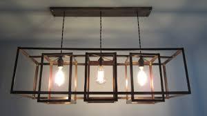 full size of living extraordinary modern rustic chandelier 8 breathtaking kitchen lighting light hinging white wall