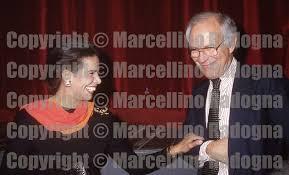Marcellino Radogna - Fotonotizie per la stampa: Marisela Federici e Gianni  Bulgari