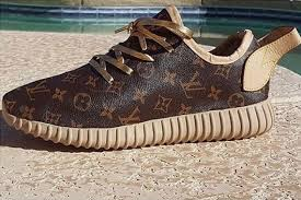 louis vuitton x adidas. louis vuitton don yeezy boost 350 x adidas d