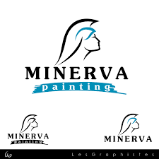Painting And Decorating Logo Design Adorable Logo Design Contests New Logo Design For Minerva Painting