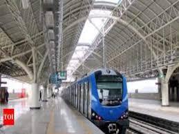 Chennai Metro Rail Announces 50 Discount On Tickets On Govt