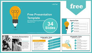 presentations ppt education idea bulb google slides powerpoint presentation